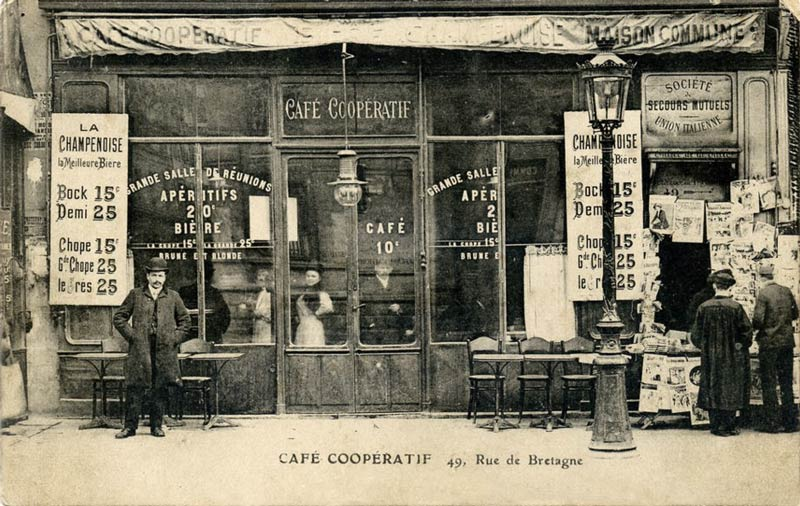 Cafe Des Langues Paris